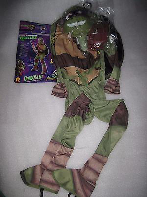 Childrens Tmnt Donatello Teenage Mutant Ninja Turtles Halloween Costume 886756 Boys