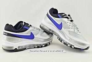 Nike Air Max 97BW Metallic SilverBlackWhite Persian Violet AO2406 002