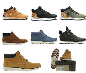 Timberland-Bradstreet-Chukka-Sprint-Trekker-Men-039-s-boots-Size-8-11-NEW-RRP-120