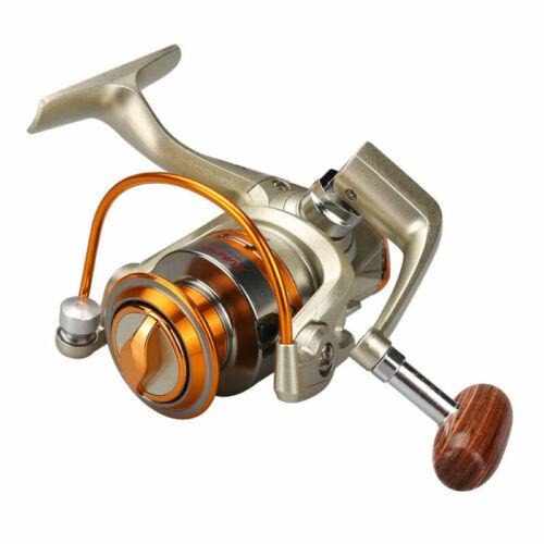 12BB Ball Bearing Saltwater Freshwater Fishing Spinning Reel EF1000-7000 5.5:1
