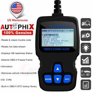 Details about Universal OBD2 Vehicle Engine Code Reader Diagnostic Scan  Tool OM123 Car Scanner