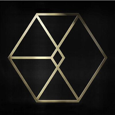 EXO  EXODUS Vol. 2 Korean Version CD Booklet Photo Card  K-POP Factory Sealed