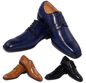 Men's Dress Shoe Colors