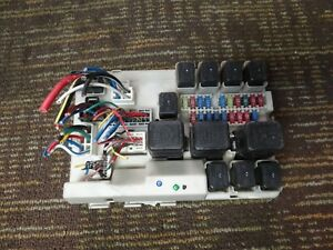06 Infiniti M45 Fuse Box Relays Supply Nissan Altima Sentra Versa