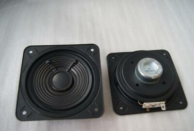 "2pcs 2.75/"" inch 4Ohm 4Ω 15W Neodymium Full range speaker Loudspeaker DIY"