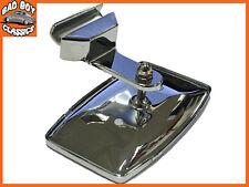 Clásico estilo Rectangular Clip en 1/4 de luz el adelantamiento Espejo Mini Clásico