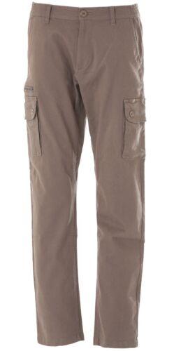 Uomo Lavoro Multitasche Pantalone Australia Jrc Elasticizzato Pantaloni Cotone q1Rw4cvwI