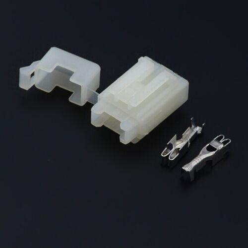 5pcs BX2017C Car Fuse Box with 2pcs Terminal for mini fuse White Plastic Molded