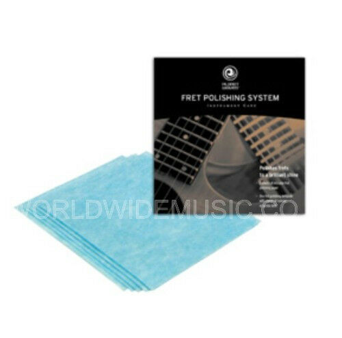 Planet Waves by D/'addario PW-FRP Fret Polishing System for Guitars