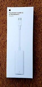 Apple-Thunderbolt-3-USB-C-to-Thunderbolt-2-Adapter-MMEL2AM-A-NEW