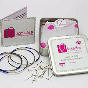 Lazadas-Knitting-Accessories-Blocking-Wires-for-Knitting-and-Crochet-Mixed-Set