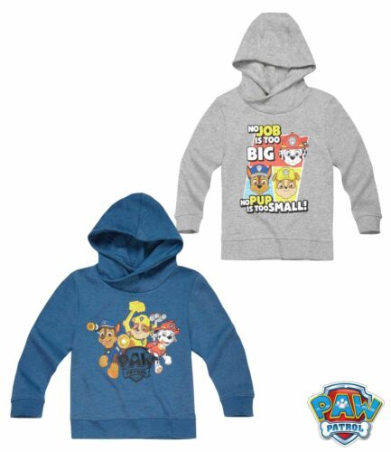 Nouveau Pull Enfants Sweat-shirt Garçons Paw Patrol Bleu Gris 98 104 110 116 128 #4
