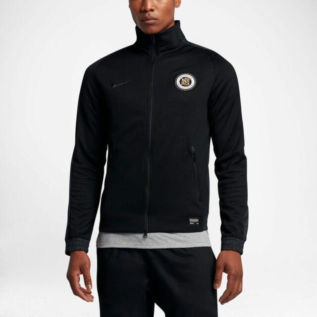 Nike FC(Football Club) N98 Men's Soccer Track Jacket 833816 Large $100