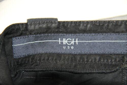 Pantalone nero High Nuovo in etichetta valore 46 350 Off raso i 42 T Use kick € qCxSCwr