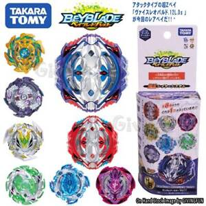 Genuine Tomy Beyblade Burst B 118 Random Booster Vol 11 Wise Leopard