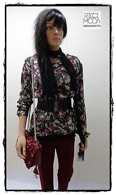 34 Weites T-shirt Bluse Bluse Kleid Blusen Bluzka 3400860090 Fortgeschrittene Technologie üBernehmen