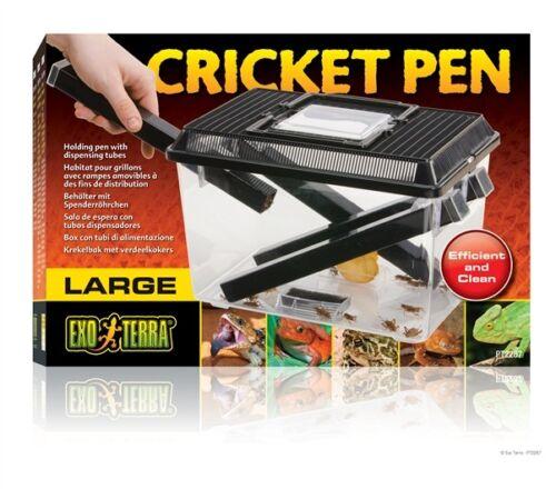 """Exo Terra Cricket Pen  Large 12"""" x 8"""" x 7 6"""""""