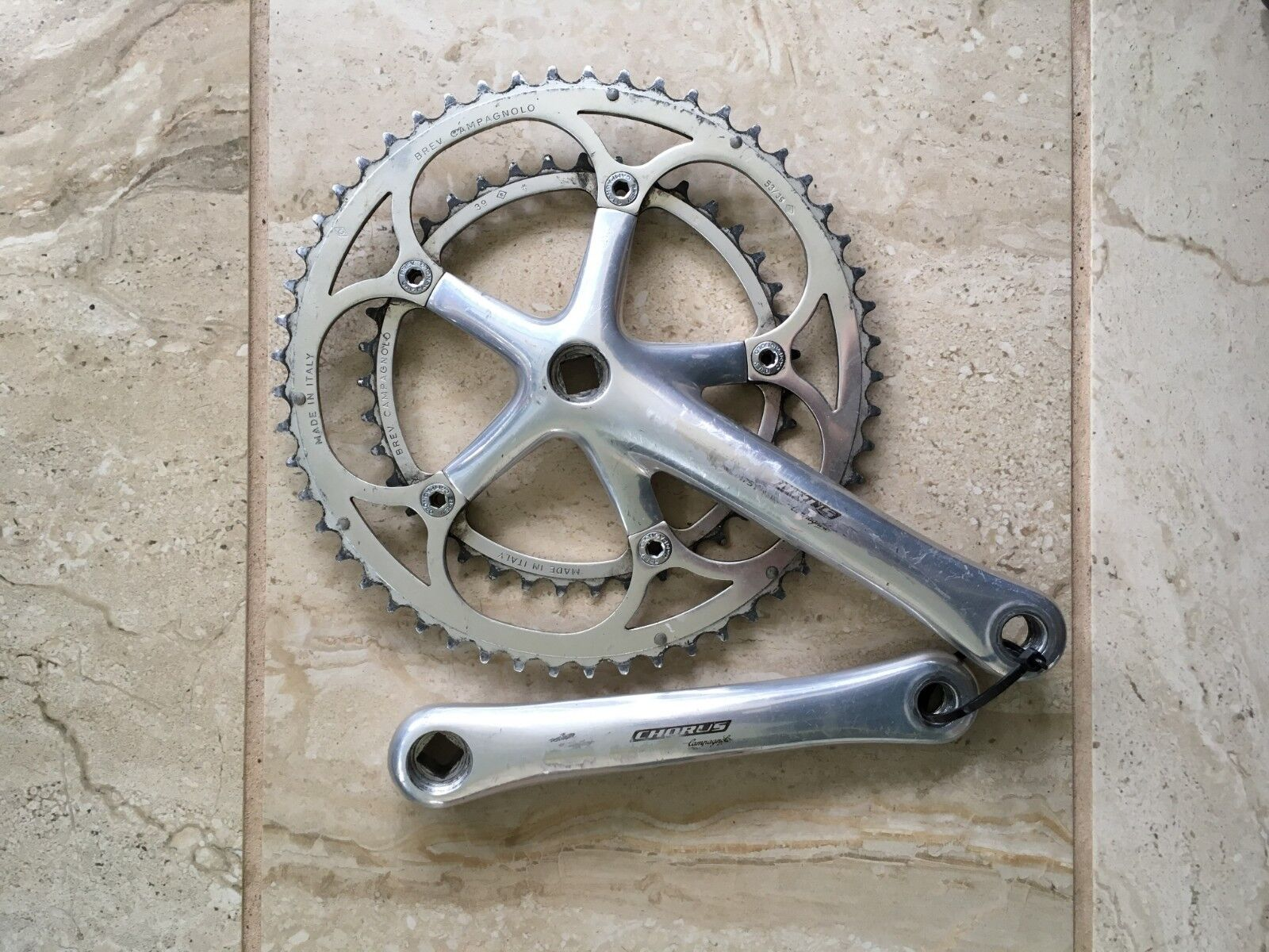 Campagnolo Chorus  10 Speed 175 Crankset Cranks  brand on sale clearance