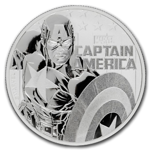 TUVALU-1-Dollar-Argent-1-Once-Captain-America-2019