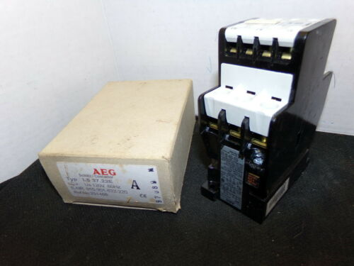 NEW  AEG LS 37.22 Contactor 910-301-622-220 SHIPS FREE!