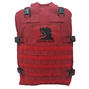 STOMP Medical Kit ELITE FIRST AID RED