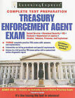 Treasury Enforcement Agent Exam by Learning Express (NY) (Mixed media product, 2009)