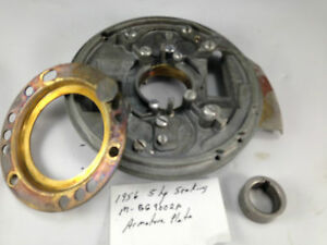 1956 montgomery wards sea king 5 hp armature plate gg9002a for Best outboard motor warranty