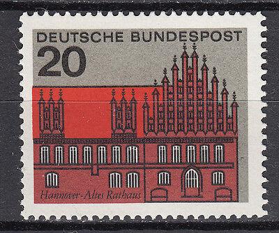 Nr Unter Der Voraussetzung Brd 1964 Mi 416 Postfrisch Luxus!! StäRkung Von Sehnen Und Knochen