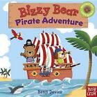 Bizzy Bear: Pirate Adventure by Nosy Crow (Board book, 2013)