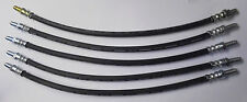 (x5) ROLLS ROYCE Silver Cloud (Ser.1,2,3)  FRONT & REAR BRAKE HOSES   (1955- 65)