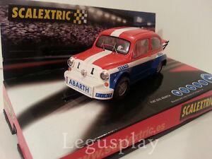 Slot-SCX-Scalextric-6177-Fiat-600-Abarth-034-Texaco-034
