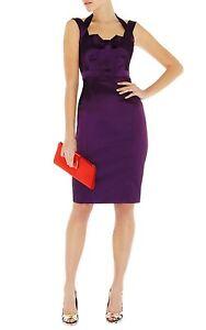 12 Purple Karen Satin Uk Millen Deep Exquisite EYqfwHUv