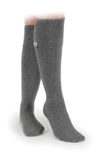 Shires Aubrion Cottonwood Boot Socks Grey