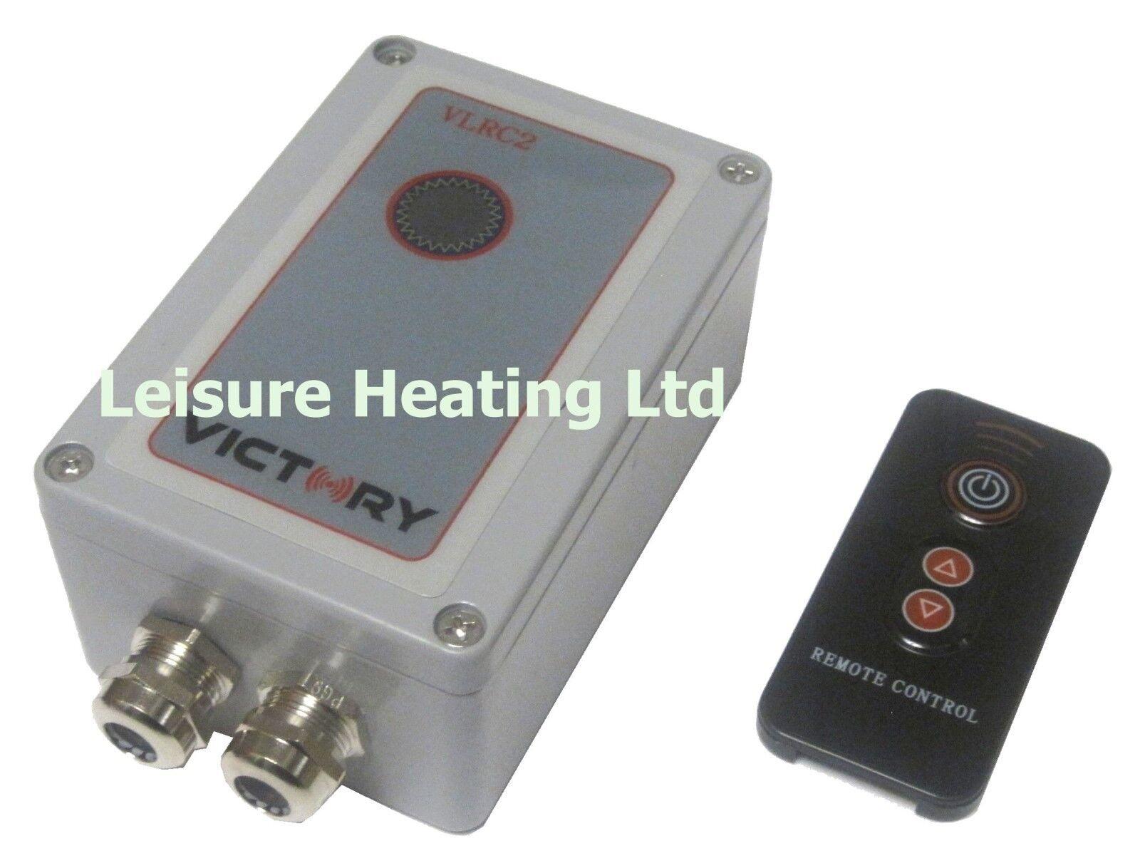 2.0kW Control Remoto Interruptor infrarrojos Regulador de infrarrojos Interruptor 888cdd