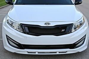 Roadruns Radiator Grille Painted Parts For Kia Optima 2011 2012 2013