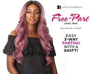 Sensationnel Synthetic Hair Empress 3 Way Free Part Lace Wig Jocelyn Ebay