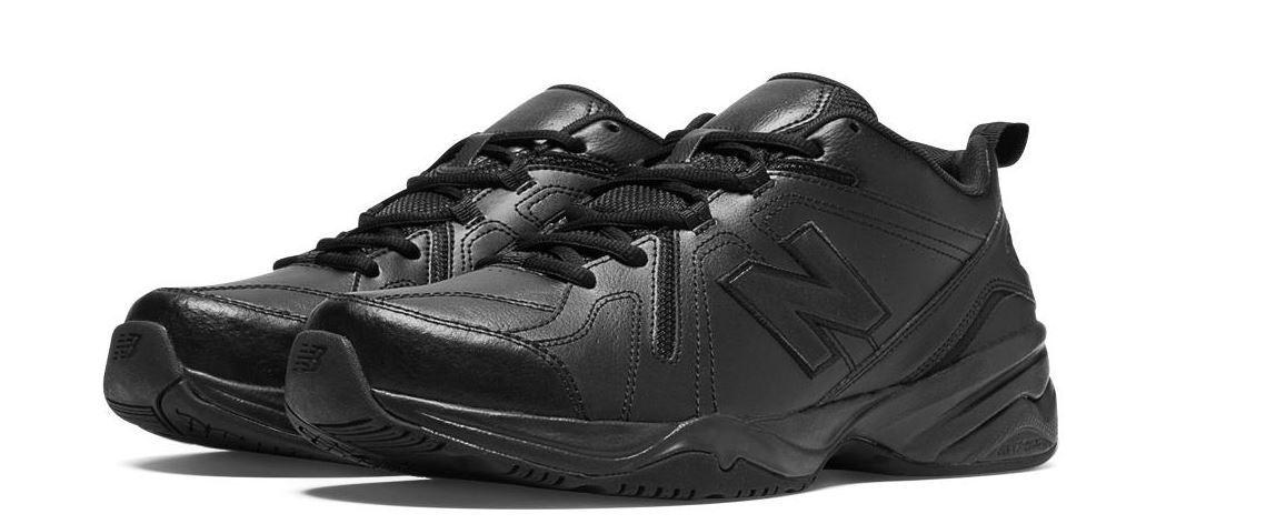 Men's New Balance MX608V4B (4E) Training Shoe Black