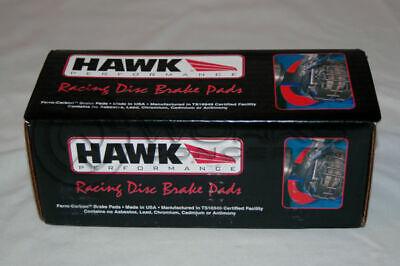 Disc Brake Pad Set-Gl Dianteira Hawk Perf HB190E.600