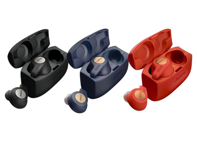 Jabra Elite Active 65t True Wireless Sports Earphones Copper Red For Sale Online Ebay