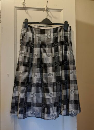 Ace & Jig Bay Skirt in Tapestry, Size M