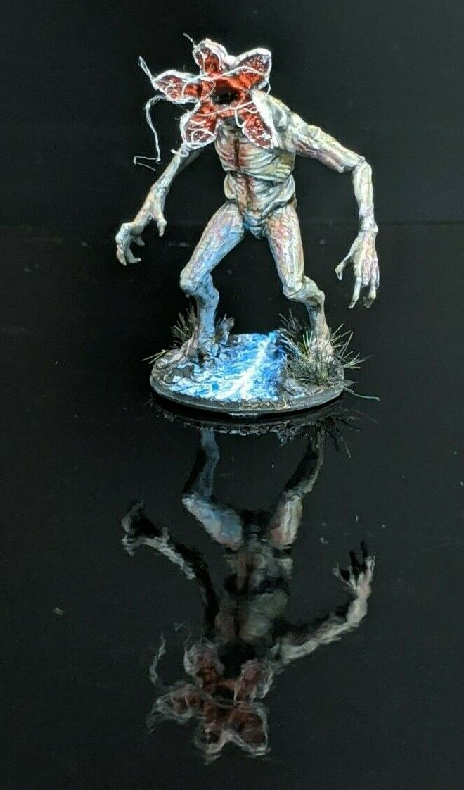 SAGAT Street Fighter 32mm DnD  NUEVO RESINA ZOMBICIDE NEW
