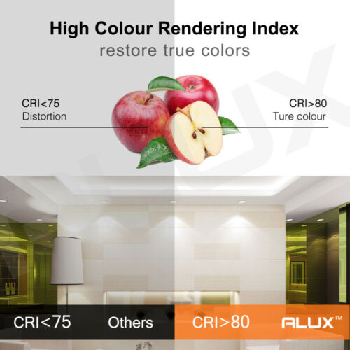 LED Downlight 8W 10W Dimmable CCT 3Colors Selectable Recessed Ceiling Light
