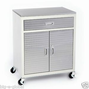 New One Drawer Rolling Garage Metal Storage Cabinet Tool Box ...