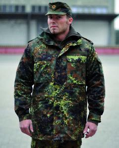 Bundeswehr Größen Jacken