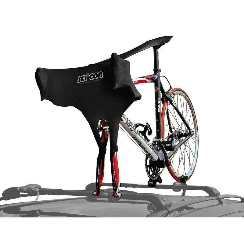 SCICON Zeildoek fietsstuurbedekking voor rekbescherming SCICON