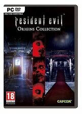 Resident Evil Origins Collection (PC-DVD) BRAND NEW SEALED