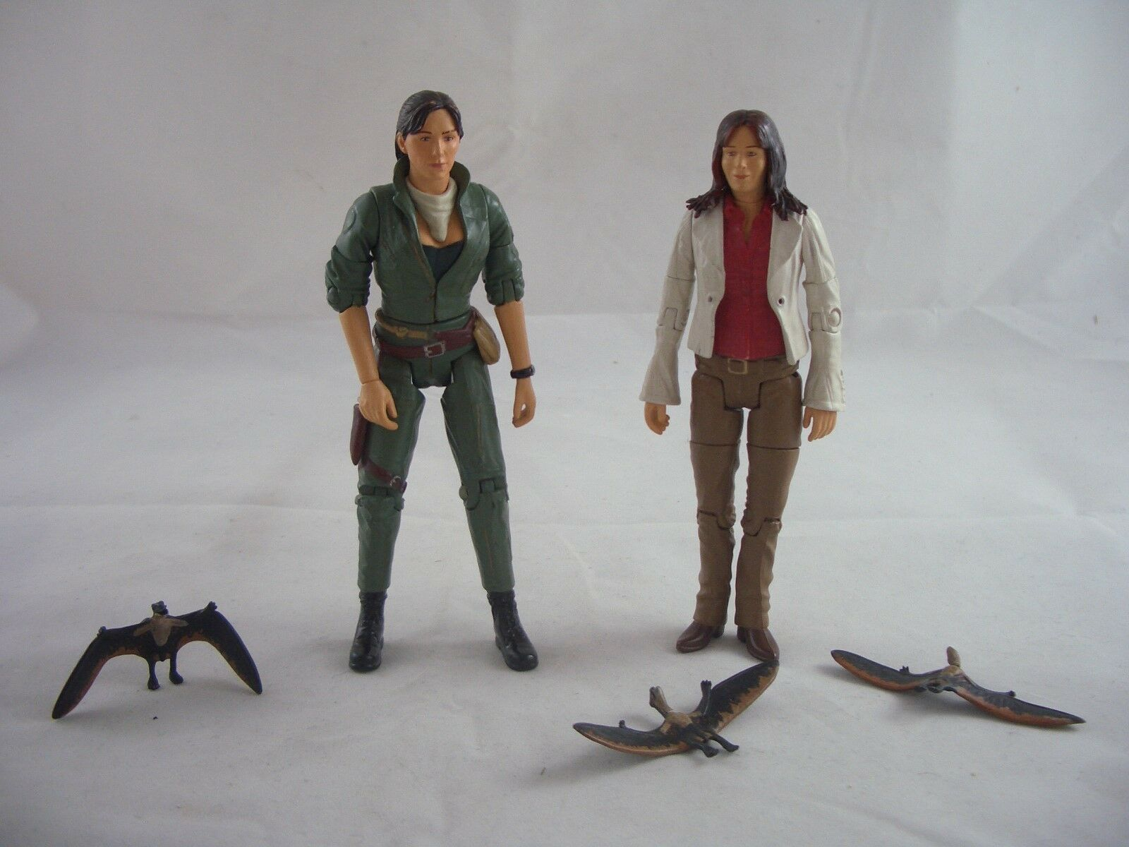 Primeval Helen Cutter Cutter Cutter and Claudia braun Action Figures 1cc194