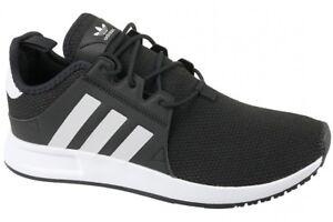 adidas Originals Trainers X PLR CQ2405 Black White UK 8 for sale ... bd5508e57
