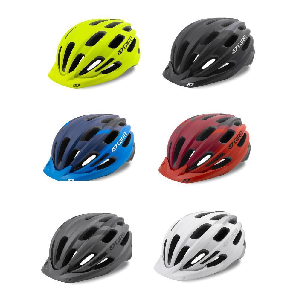 Registro Giro bici sicurezza Casco con visiera 22 prese d'aria unisize 54-61cm 6 COLORI