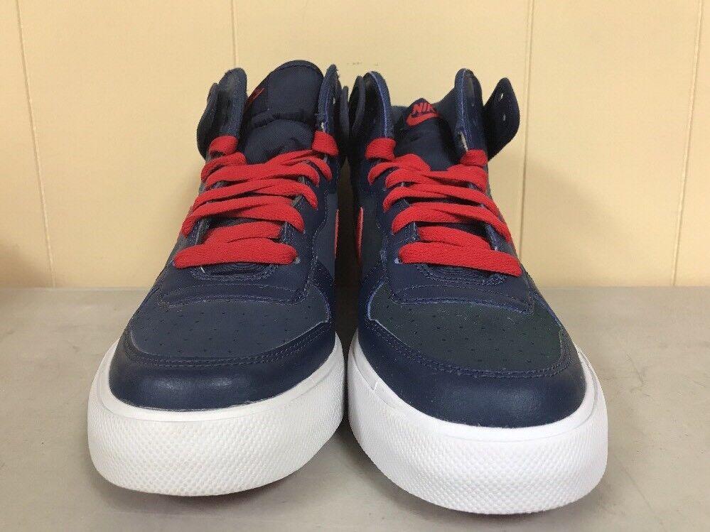 "Brand New NIKE ""Big Nike High AC"" Sneaker Size:8 [477103-461] PLEASE READ BLEOW"